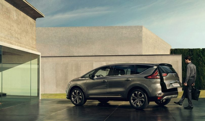 Renault Espace Intens TCe 225 EDC GPF Automaat