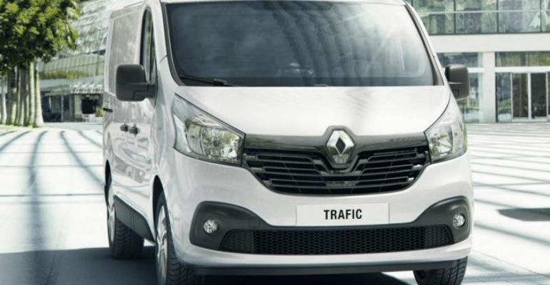 Renault Trafic dCi 95 EU6