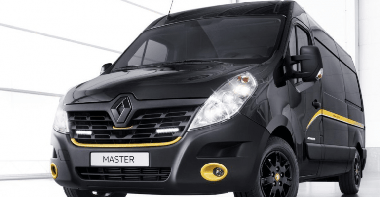 Renault Master T35