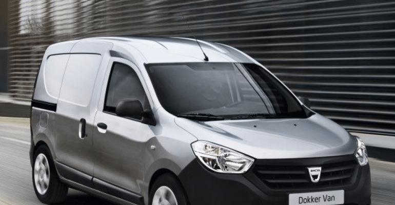 Renault Dokker Van 1.6 MPI 100 STOP & START