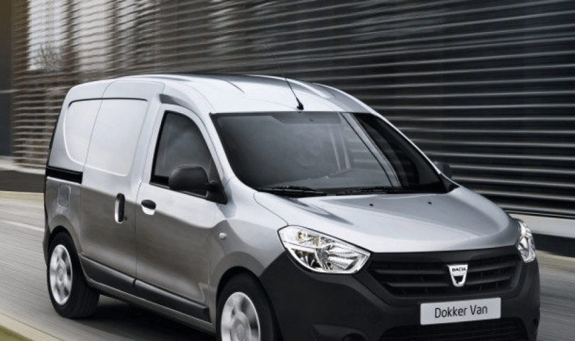Dacia Dokker Van 1.6 MPI 100 STOP & START