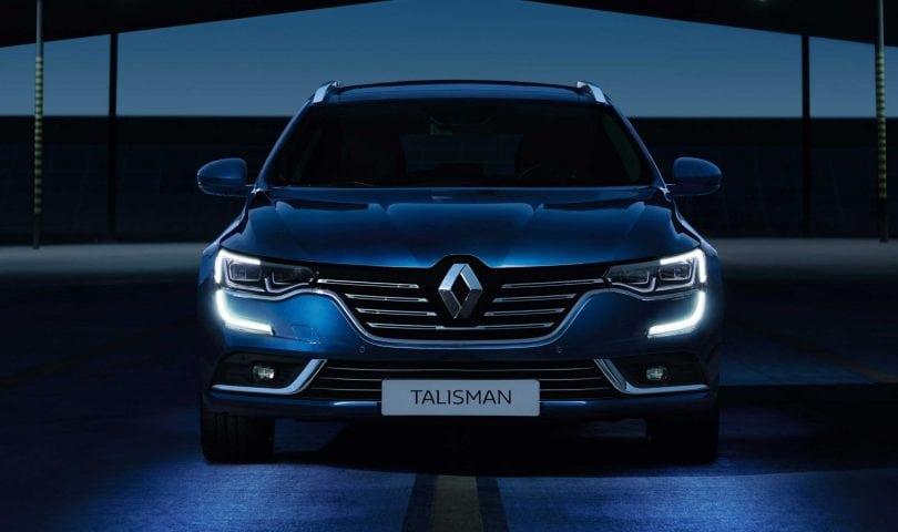Renault Talisman Estate dCi 120 Handgeschakeld