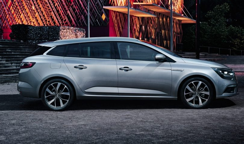Renault Megane Estate TCe 100 GPF Handgeschakeld