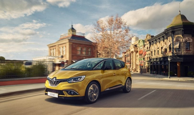 Renault Scenic TCe 115 GPF