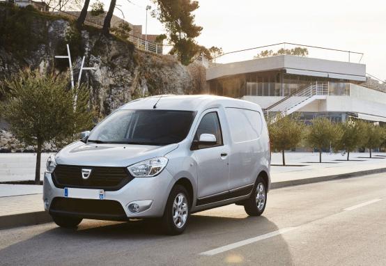 Dacia Dokker Van Solid