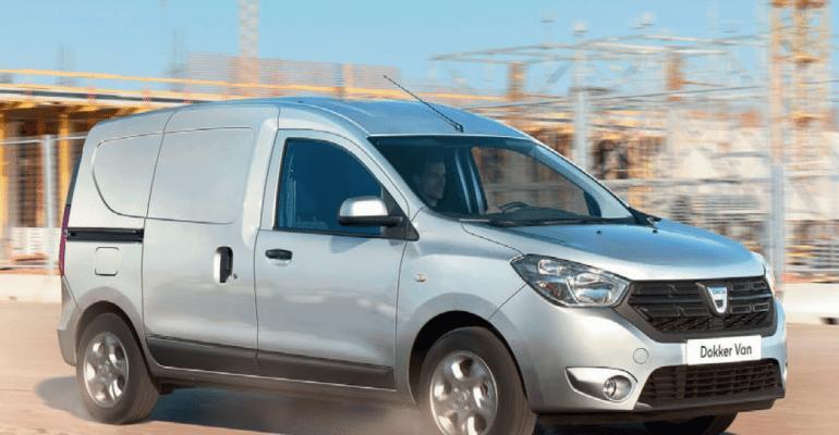 Renault Dokker Van Solid dCi 90 STOP & START