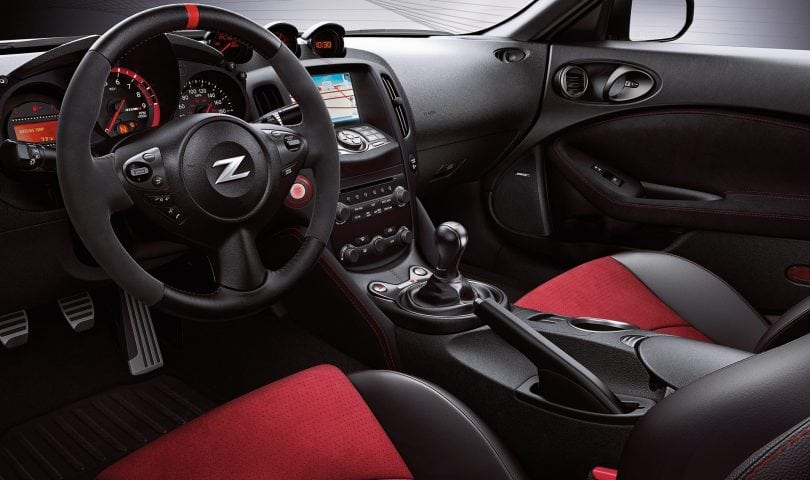 Nissan 370Z Coupe Coupe Pack
