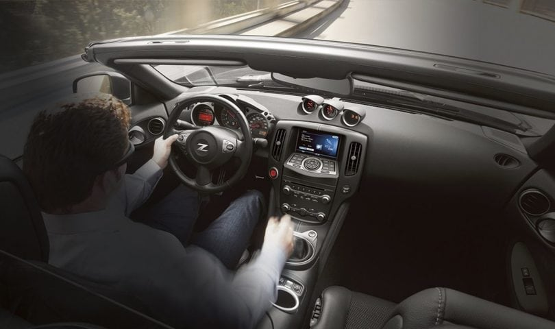 Nissan 370Z Roadster Pack