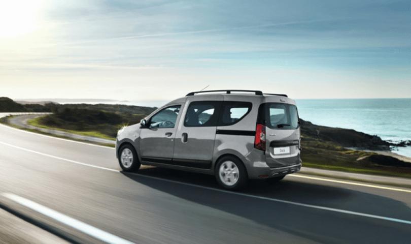 Dacia Dokker Sce 110 Bi-Fuel