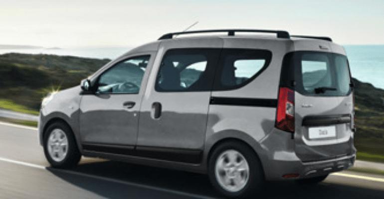 Renault Dokker Sce 110 Bi-Fuel