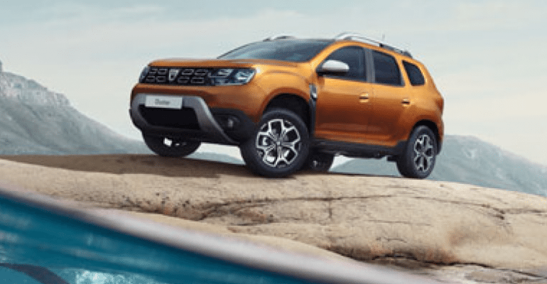 Renault Duster SCe 115 Bi-Fuel Stop & Start