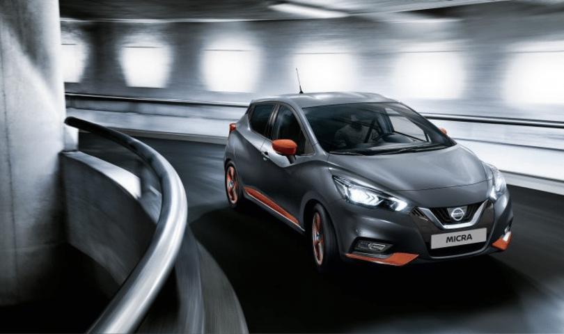 Nissan Micra Visia IG-T 100