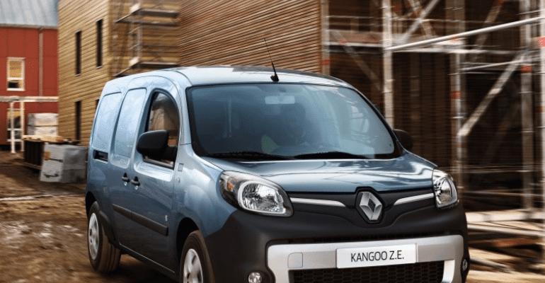Renault Kangoo Z.E. 33 44kW (60pk)