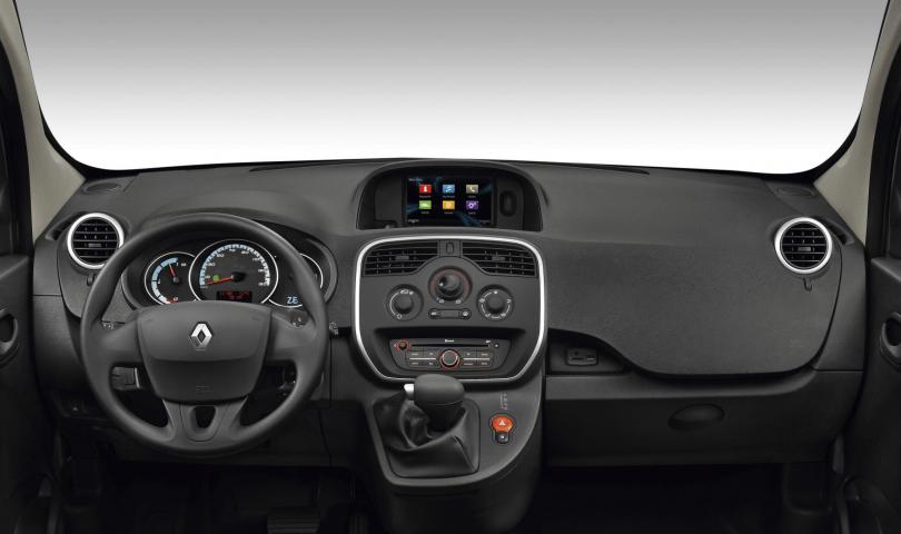 Renault Kangoo Z.E. 33 44kW (60pk) (batterijkoop)