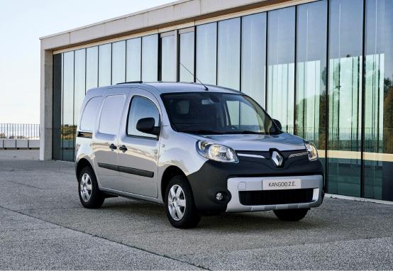 Renault Kangoo Z.E. 33