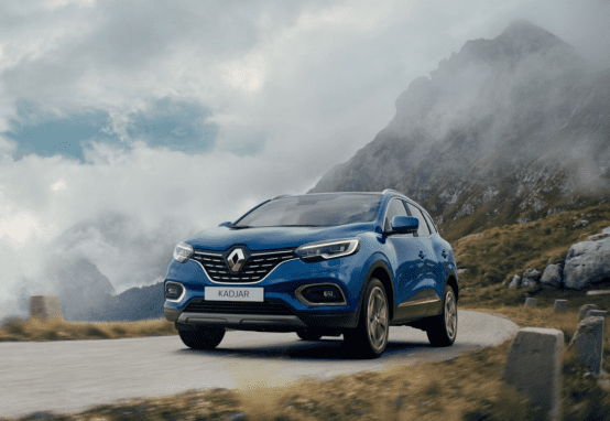 Renault Nieuwe Kadjar