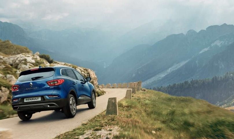 Renault Nieuwe Kadjar Life TCe 140 GPF